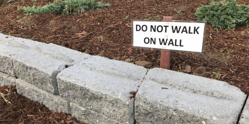 codependency boundaries wall
