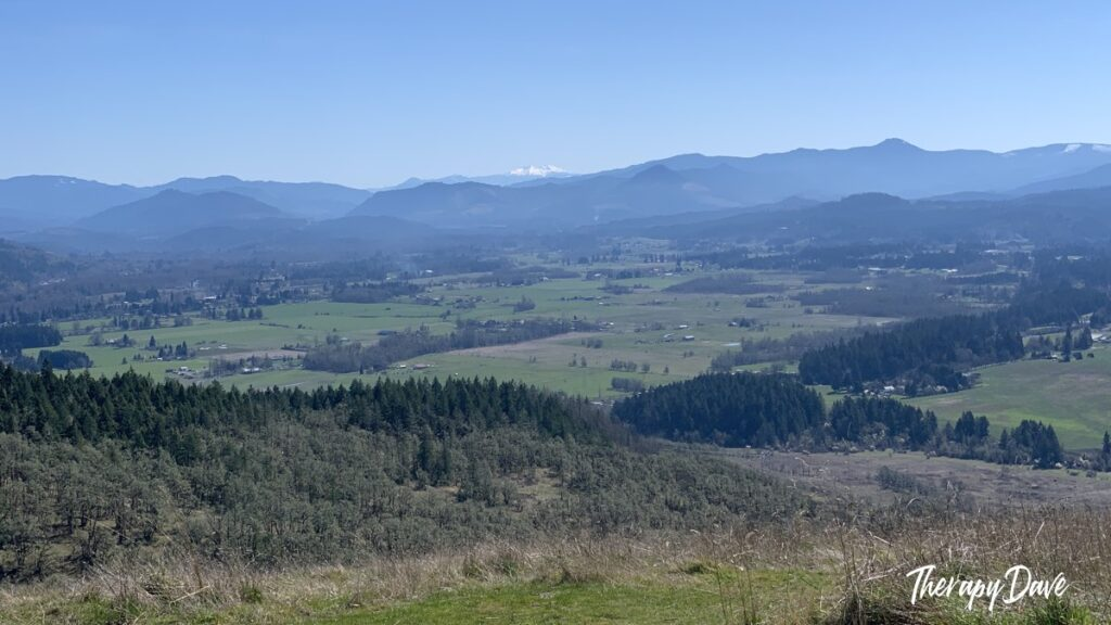 Photo of View from Mount Pisgah